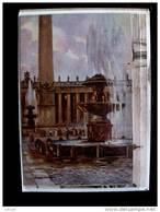 STATO CITTÀ DEL VATICANO - ( ROMA  ) PIAZZA SAN PIETRO - TIMBRO A TARGHETTA IL CHININO È IL FARMACO SOVRANO - Vaticano