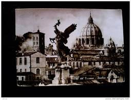 STATO CITTÀ DEL VATICANO - ( ROMA  ) BASILICA DI SAN PIETRO - VIAGGIATA REPUBBLICA - Vaticano