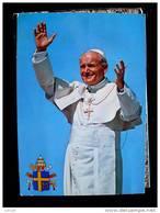 STATO CITTÀ DEL VATICANO - ( ROMA  ) PAPA GIOVANNI PAOLO II, ANNO SANTO 1983 - VIAGGIATE REPUBBLICA - Vaticano