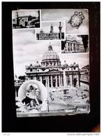 STATO CITTÀ DEL VATICANO - ( ROMA  ) SAN PIETRO, PAPA PIO XII, PAPA GIOVANNI XXIII, PAPA PAOLO VI, ANNO SANTO 1975 - - Vaticano