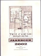 Jaarboek 2002 TER CUERE BREDENE & Oostende 148blz VISSERIJ SLUIS & VAART PLASSENDALE GEBOORTES OVERLIJDENS 1829-32 Z797N - Bredene