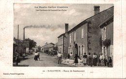 ST SAUVEUR  ROUTE DE BAUDONCOURT - France