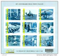 REPUBBLICA ITALIANA  ITALY  ANNO 2012 - BF RIFORMA POSTALE  -  NUOVI MNH ** - 6. 1946-.. Repubblica