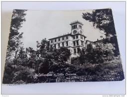ITALY - CELLAMONTE - ( ALESSANDRIA ) VILLA COSSETTA   - VIAGGIATA ANNO 1956 ( LIRE 10 )  ) - Italia