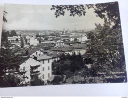 ITALY - SEVESO- ( MONZA- BRIANZA ) PANORAMA E SANTUARIO DI SAN PIETRO MARTIRE - VIAGGIATA 1959 - Monza