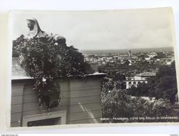 ITALY - RIMINI - ( RIMINI ) PANORAMA VISTO DAL COLLE DI COVIGNANO - VIAGGIATA 1940 ( Francobollo Asportato ) - Rimini