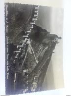 SAN MARINO - SECONDA E TERZA TORRE VISTA DALLA ROCCA  - VIAGGIATA 1953 ( Francobollo Asportato ) - San Marino