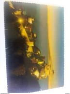 SAN MARINO - PRIMA TORRE DI NOTTE   - VIAGGIATA ( Francobollo Asportato ) - San Marino