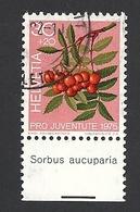 Schweiz, 1975, Mi.-Nr. 1064, Gestempelt, - Gebraucht