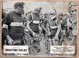 Vieux Papiers > Publicités Colle Prestine Velox Tour De France 1930 Brest / Vannes Frascarelli - Advertising