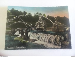 ITALY -  CASERTA - ( CASERTA ) REGGIA, ZAMPILLIERA - VIAGGIATA 1955 - Caserta