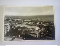 ITALY - TERMINI IMERESE - (  PALERMO ) PORTO E STAZIONE  - VIAGGIATA 1956 - Palermo