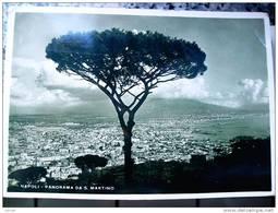 ITALY CAMPANIA - NAPOLI ( NAPOLI ) PANORAMA DA SAN MARTINO - VIAGGIATA REGNO 1940 - Napoli