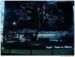 ITALY CAMPANIA - NAPOLI ( NAPOLI ) VEDUTA DA VILLANOVA - VIAGGIATA 1952 - Napoli