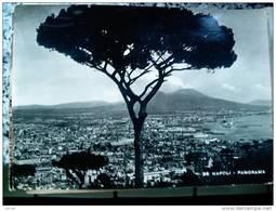 ITALY CAMPANIA - NAPOLI ( NAPOLI ) PANORAMA - VIAGGIATA 1952 - Napoli