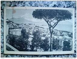 ITALY CAMPANIA - NAPOLI ( NAPOLI ) PANORAMA - VIAGGIATA 1938 - Napoli