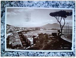 ITALY CAMPANIA - NAPOLI ( NAPOLI ) PANORAMA - VIAGGIATA REGNO 1941 - Napoli