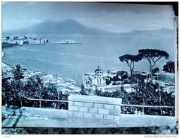 ITALY CAMPANIA - NAPOLI ( NAPOLI ) PANORAMA - VIAGGIATA  1956 - Napoli