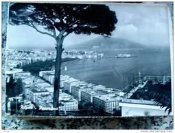 ITALY CAMPANIA - NAPOLI ( NAPOLI ) PANORAMA - VIAGGIATA  1965 - Napoli