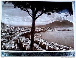 ITALY CAMPANIA - NAPOLI ( NAPOLI ) PANORAMA - VIAGGIATA REGNO 1940 - Napoli