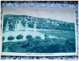ITALY CAMPANIA - NAPOLI ( NAPOLI ) PARCO DELLA RIMEMBRANZA - VIAGGIATA REGNO 1942 - Napoli