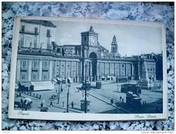 ITALY CAMPANIA - NAPOLI ( NAPOLI ) PIAZZA DANTE - VIAGGIATA REGNO 1932 - Napoli
