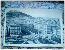 ITALY CAMPANIA - NAPOLI ( NAPOLI ) PIAZZA MUNICIPIO - VIAGGIATA REGNO 1931 - Napoli