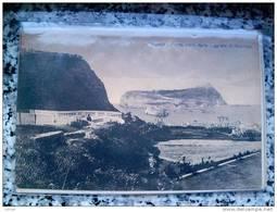 ITALY CAMPANIA - NAPOLI ( NAPOLI ) NISIDA VISTA DALLA FACCIATA DI POSILLIPO  - VIAGGIATA REGNO 1929 - Napoli