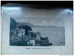 ITALY CAMPANIA - NAPOLI ( NAPOLI )  POSILLIPO  CON VISTA DI NAPOLI - VIAGGIATA REGNO 1913 - Napoli