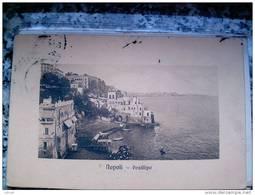 ITALY CAMPANIA - NAPOLI ( NAPOLI )  POSILLIPO  - VIAGGIATA REGNO 1917 - Napoli