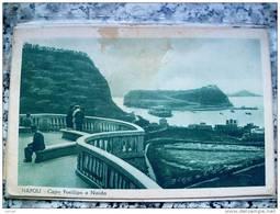 ITALY CAMPANIA - NAPOLI ( NAPOLI )  CAPO POSILLIPO E NISIDA - VIAGGIATA REGNO 1930 - Napoli
