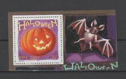 FRANCE / 2001 / Y&T N° 3428 ** : Halloween (du Bloc) Avec Bords - Gomme D'origine Intacte - France