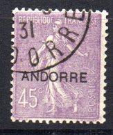 Sello Nº 14 (catalogo Yvert)  Andorra Francesa - Andorre Français