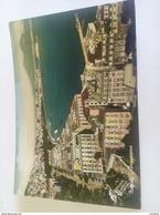 ITALY -  NAPOLI - ( NAPOLI ) PANORAMA - VIAGGIATA 1955 - Napoli