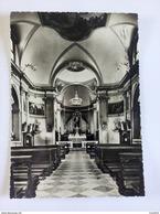 ITALY - TREVISO - ( TREVISO ) INTERNO CHIESA ARCIPRETALE SANTA  BONA - VIAGGIATA 1956 - Treviso