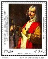 REPUBBLICA ITALIANA  ITALY  ANNO 2013 - PITTORE MATTIA PRETI -  NUOVI MNH ** - 6. 1946-.. Repubblica