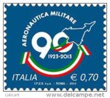 REPUBBLICA ITALIANA  ITALY  ANNO 2013 - AEREONAUTICA MILITARE -  NUOVI MNH ** - 6. 1946-.. Repubblica