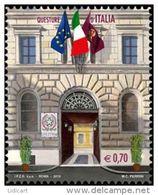 REPUBBLICA ITALIANA  ITALY  ANNO 2013 - LE QUESTURE D' ITALIA -  NUOVI MNH ** - 6. 1946-.. Republik