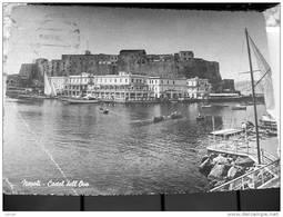 ITALY CAMPANIA - NAPOLI ( NAPOLI )  CASTEL DELL' OVO   - VIAGGIATA 1966 - Napoli