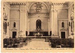 Veneto - Vicenza - Barbarano Vic. Interno Chiesa Arcipretale - - Vicenza