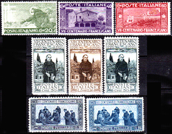 Italia-A-0104 - Emissione 1926 (++/+/sg) MNH/LH/NG - L.1,25 (dent.13,5) Con 80/90% Di Colla (sg - Senza Difetti Occulti. - 1900-44 Vittorio Emanuele III