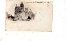 ANGOULÊME  La Cathédrale - Angouleme