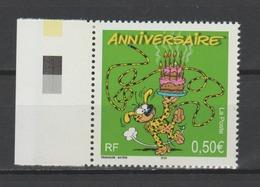 FRANCE / 2003 / Y&T N° 3569 ** : Marsupilami (de Feuille) BdF - Gomme D'origine Intacte - France