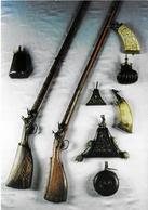 Carabines à Fusil Du XVIIème Siècle (Palaccio Ducale- Venezia ) - Waffenschiessen