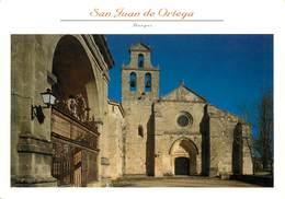 Espagne - Spain - Castilla Y Leon - San Juan De Ortega - Iglesia Y Capilla De San Nicolas - Moderne Grand Format - état - Andere
