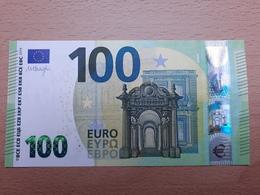 Europa-Serie, Draghi, 100€ UNC, RB2321206439, R004G1 - EURO