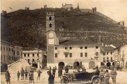 Veneto - Vicenza - Marostica - La Piazza Militarizzata - - Vicenza
