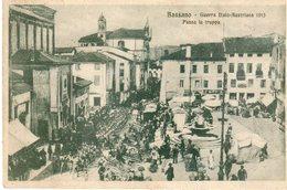 Veneto - Vicenza - Bassano - Passa La Truppa  - Guerra 15/18 - - Vicenza