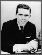 Photo Presse 1963 - SINGER - CHANTEUR - DICK JORDAN - ST. VINCENT 3a RASSEGNA INTERNAZIONALE CANZONI PER L'EUROPA - Persone Identificate