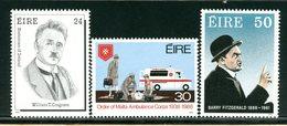 IRLANDA EIRE - MNH NUOVI PERFETTI - 1988   ANNIVERSARI - 1949-... Repubblica D'Irlanda